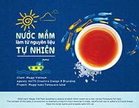 Maggi fishsauce label