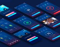 "Mobile app ""Smart home"""