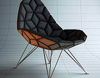 JSN Tiled Chair