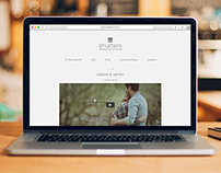 Shutters · Wedding Stories - Drupal Website