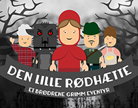 Den Lille Rødhætte interactive story