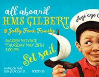 HMS Gilbert Type family