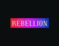 REBELLION - Concept & Proposal