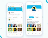 Pet food app