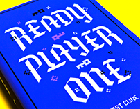 Book Cover | Ready Player One
