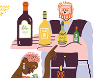 The Sommelier – For Food&Wine Magazine