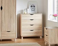 B&Q - Bedroom Furniture