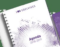 Agenda escolar EDELVIVES 2018-2019