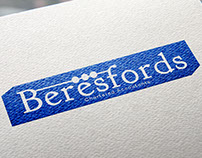 Logo proposal for Beresfords