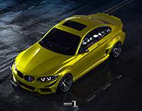 BMW M240i(F22) Widebody