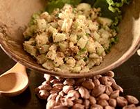Del Recetario Cocinando con Conciencia de Blanca Powers