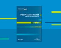 ZfsL Münster: Broschüre Praxissemester 2019