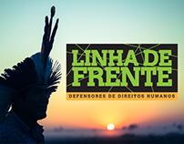 Website - Linha de Frente