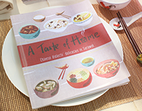 Illustrative Infographic Project 3: Cookbook design
