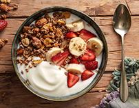 Danone / Yogurt Ser