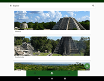The Mayan Route v3 - Android Tablet Edition, 2021