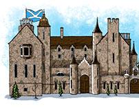 Skene Castle