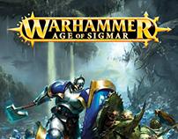 Warhammer Chatswood Promo Flyers