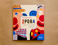2 por 4 • editorial design