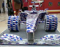 Red Bull F1 ART OF CANS