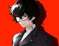 Ren Amamiya, persona 5
