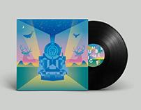 SLUMBER FLIGHT_Album Cover_Illustrations