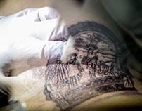 Dia de tatoo