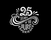 25th Anniversary - The Surf Experience
