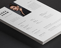 Lyra Resume Template