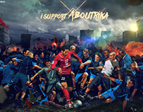 I support Aboutrika - أدعم أبو تريكه