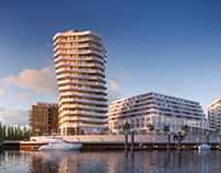 Designer Outlet Center Penthouses on the Harbour