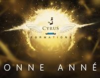 [2D] [Digital Painting] Illustration Cyrus bonne année
