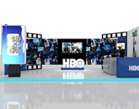 HBO Display Stall Design