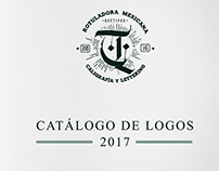 CATÁLOGO DE LOGOS 2017