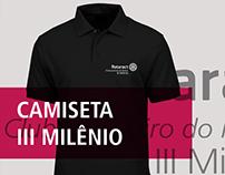 Camiseta Rotaract Club Curitiba III Milênio
