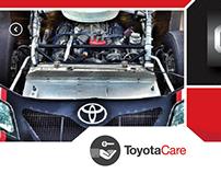 Self Mailer: ToyotaCare Reminder