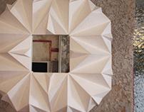 "mirror ""Origami"""