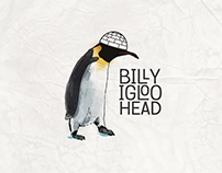 Billy Igloo Head Logo