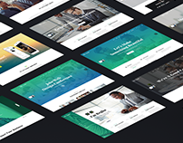 League - A Powerful Theme for Business and Freelancers