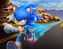 Route 66 - Sonic the Hedgehog