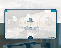 Master Family Club | Website, Branding