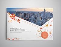 Corporate Landscape Brochure
