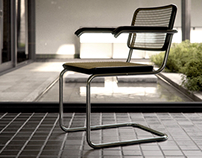 Cesca Chair by Breuer