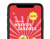 Chupa Chups - Rediseño de marca (UOC)