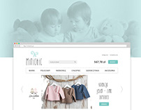 Minichic – beautiful clothing store for children