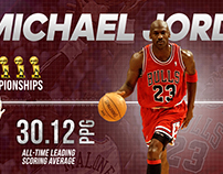 MICHAEL JORDAN PANORAMA CREATIVE