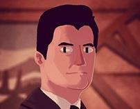 Twin Peaks - Agent Cooper