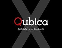 Qubica - Display Font