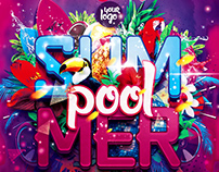 Summer Festival V2 Flyer Template