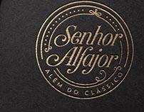 Branding Senhor Alfajor